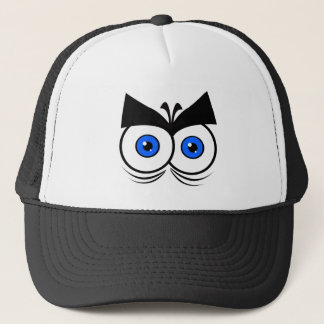 Boné O camionista eyes o chapéu
