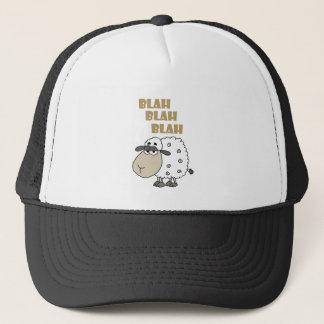 Boné O carneiro cínico engraçado diz blá - blá