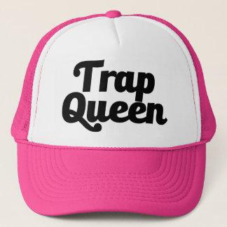 Boné O chapéu das mulheres engraçadas da rainha da