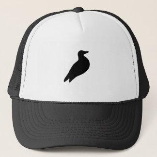 Boné O chapéu de uma pomba