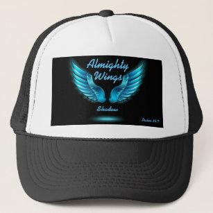 Boné O chapéu do 36 7 dos salmos da sombra das asas do f3490b015b7