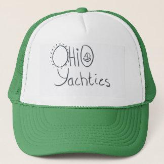 Boné O chapéu do camionista de Yachty