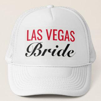 Boné O chapéu do camionista do casamento de Vegas da