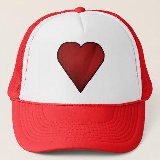 Boné O chapéu do camionista do coração