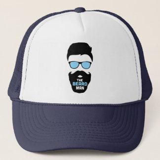 Boné O chapéu do homem da barba
