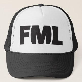 Boné O chapéu do oficial FML
