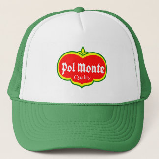 Boné O chapéu do político Monte