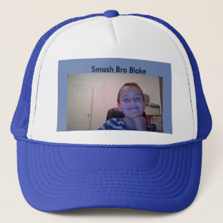 Boné O chapéu do Smasher