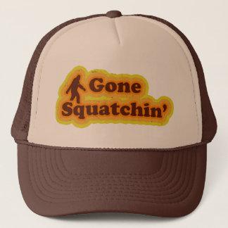 Boné O chapéu ido de Squatchin gosta de Bobo
