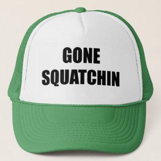 Boné O chapéu ido de Squatchin gosta do caçador grande
