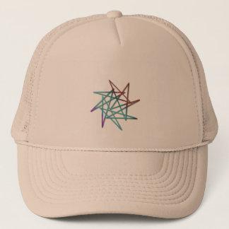 Boné O chapéu louco da estrela