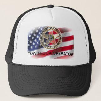 Boné O chapéu unido do americano dos operadores de