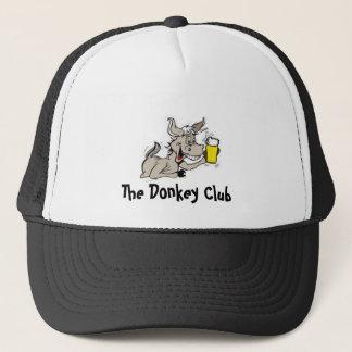 Boné O clube do asno