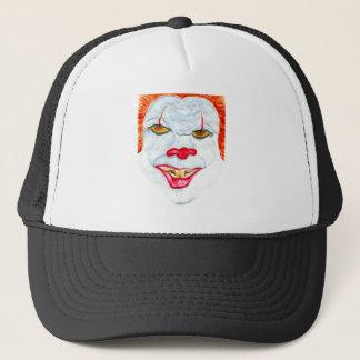 Boné O Dia das Bruxas Clown2 assustador