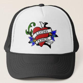 Boné O doador vivo Tatuagem-inspirou o chapéu