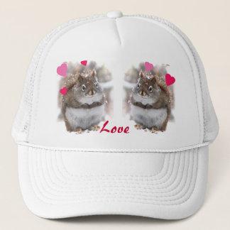 Boné O doce Squirrels namorados