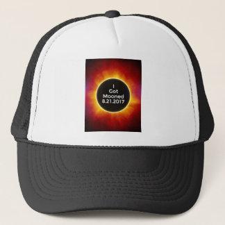 Boné O eclipse solar americano obtem o 21 de agosto de