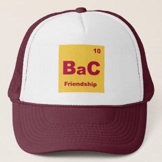Boné O elemento da amizade