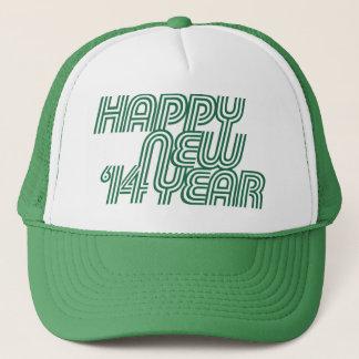 Boné O feliz ano novo 2014