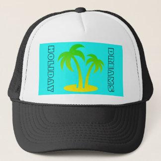 Boné O feriado sonha o chapéu do camionista