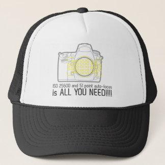 Boné O fotógrafo Nikon D700 é tudo que você precisa