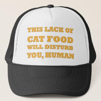 Boné o gato perturba o ser humano para citações