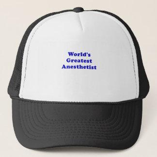 Boné O grande Anesthetist dos mundos