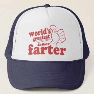 Boné O grande Farter do mundo
