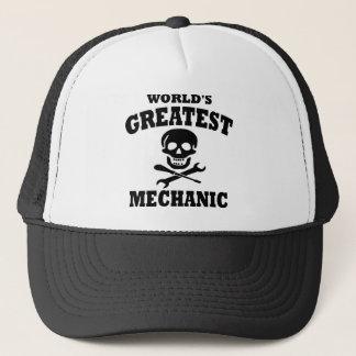 Boné O grande mecânico