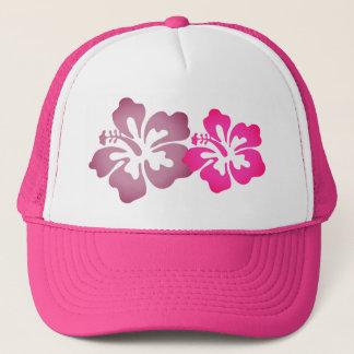 Boné O hibiscus Beachy feminino floresce o chapéu do