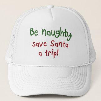 Boné O humor engraçado do feriado dos presentes do