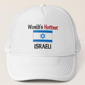 Boné O israelita o mais quente do mundo