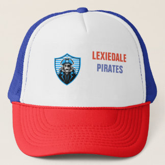 Boné O LexieDale pirateia o chapéu