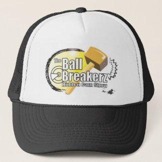 Boné o logotipo dos ballbreakers edita