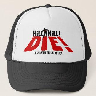 Boné O matar do matar ou morre chapéu do camionista