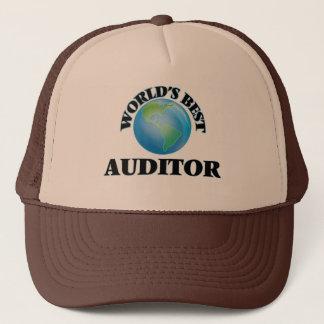 Boné O melhor auditor do mundo