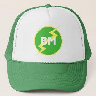 Boné O melhor chapéu do camionista do homem