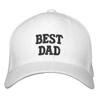 Boné O melhor chapéu do pai