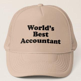 Boné O melhor contador do mundo