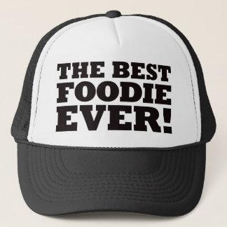 Boné O melhor Foodie nunca