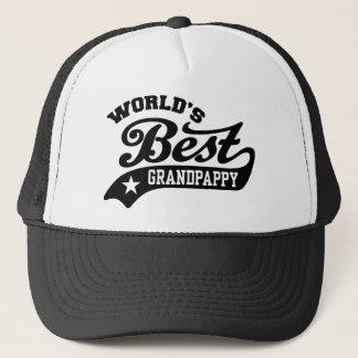 Boné O melhor Grandpappy do mundo
