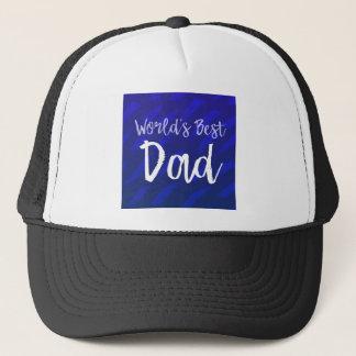 Boné O melhor pai do mundo
