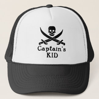 Boné O Miúdo do capitão