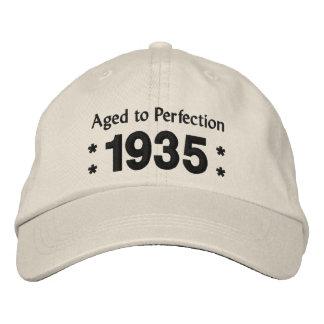 Boné O nascer ENVELHECEU em 1935 ao aniversário V2C do