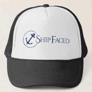 Boné O navio enfrentou o chapéu