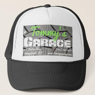 Boné O negócio do mecânico da garagem personaliza o