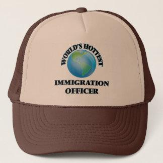 Boné O oficial o mais quente da imigração do mundo