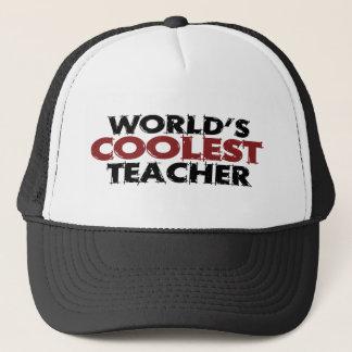 Boné O professor o mais fresco dos mundos