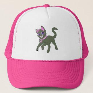 Boné o que é chapéu novo do camionista do gatinho