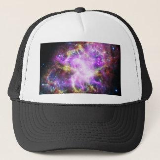 Boné O raio X de Chandra na nebulosa de caranguejo